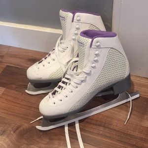 riedell Shoes - Riedell Sparkle Ice Skates